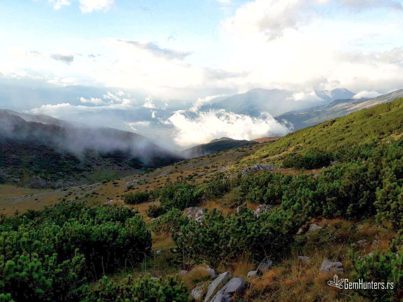 Kroz olujnu noć i bajkovitu zoru na Mokroj gori