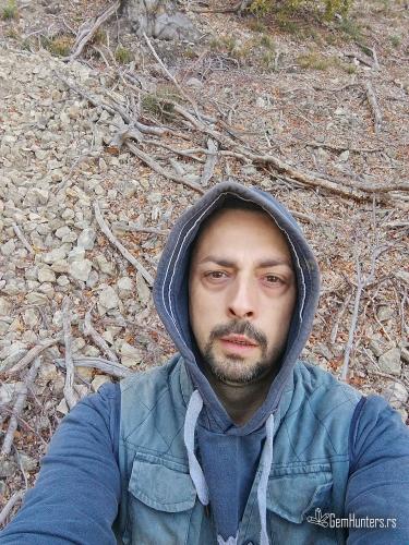 Smrznuti selfie u Potoj čuki