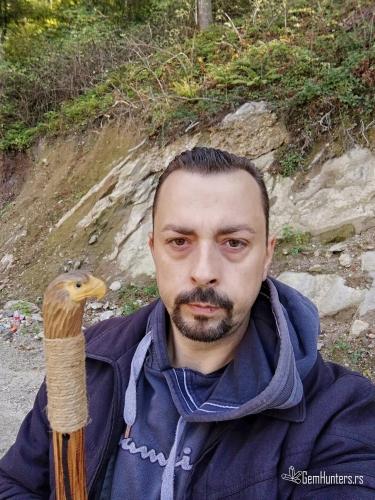 Moj istraživački orao-štap